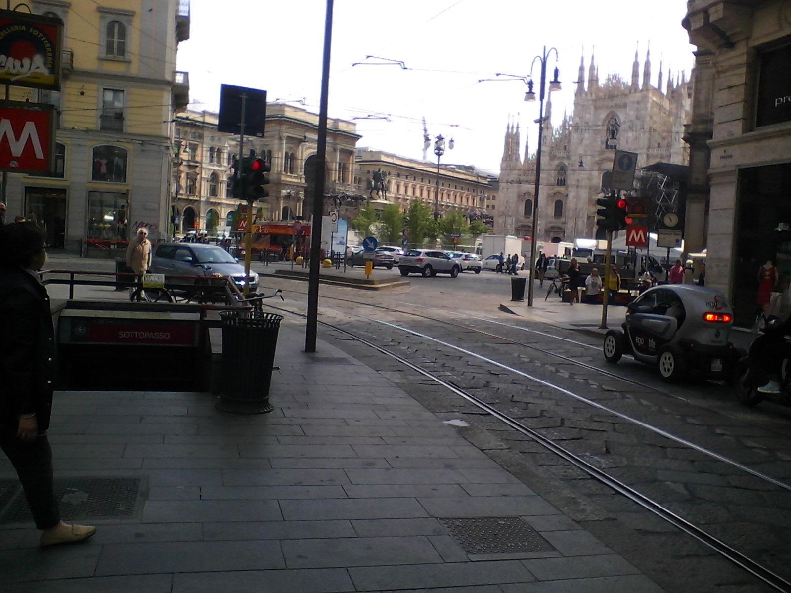 Piazza Duomo, via Torino, Milano - Apartment